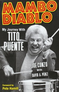 Tito Puente vintage poster. Courtesy of the artist.